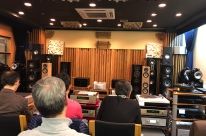 DYNAMIC AUDIO SHOW 2018/11 JAPAN