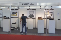 HIGH END MUNCHEN 2018/5 Kuzma stand