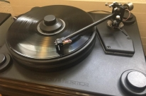 Stabi Ref turntable & Da Vinci Nobile arm- Switzerland 2018