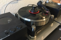 Jam Somasundram- Pass Labs- 2018- Micro Seiki RX-5000 with Kuzma 4Point 9 and  DS Audio cartridge