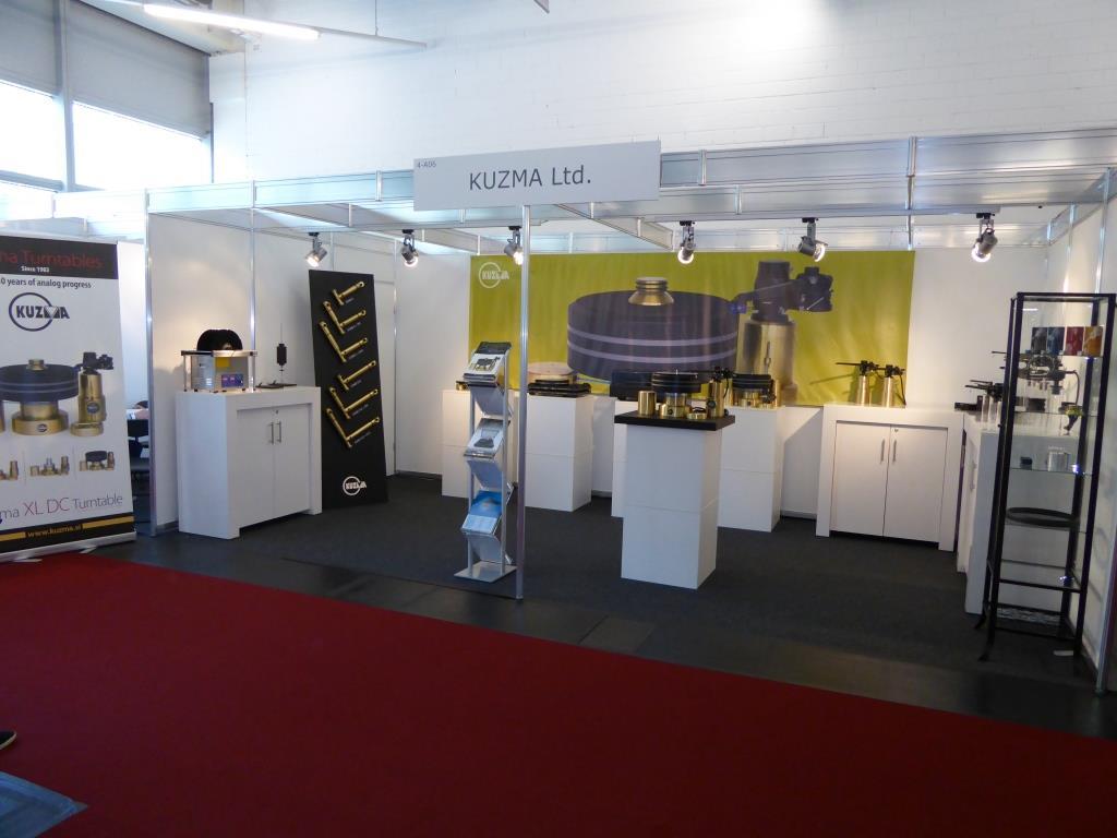 Kuzma d o o  - Professional Turntables, Tonearms and Accessories