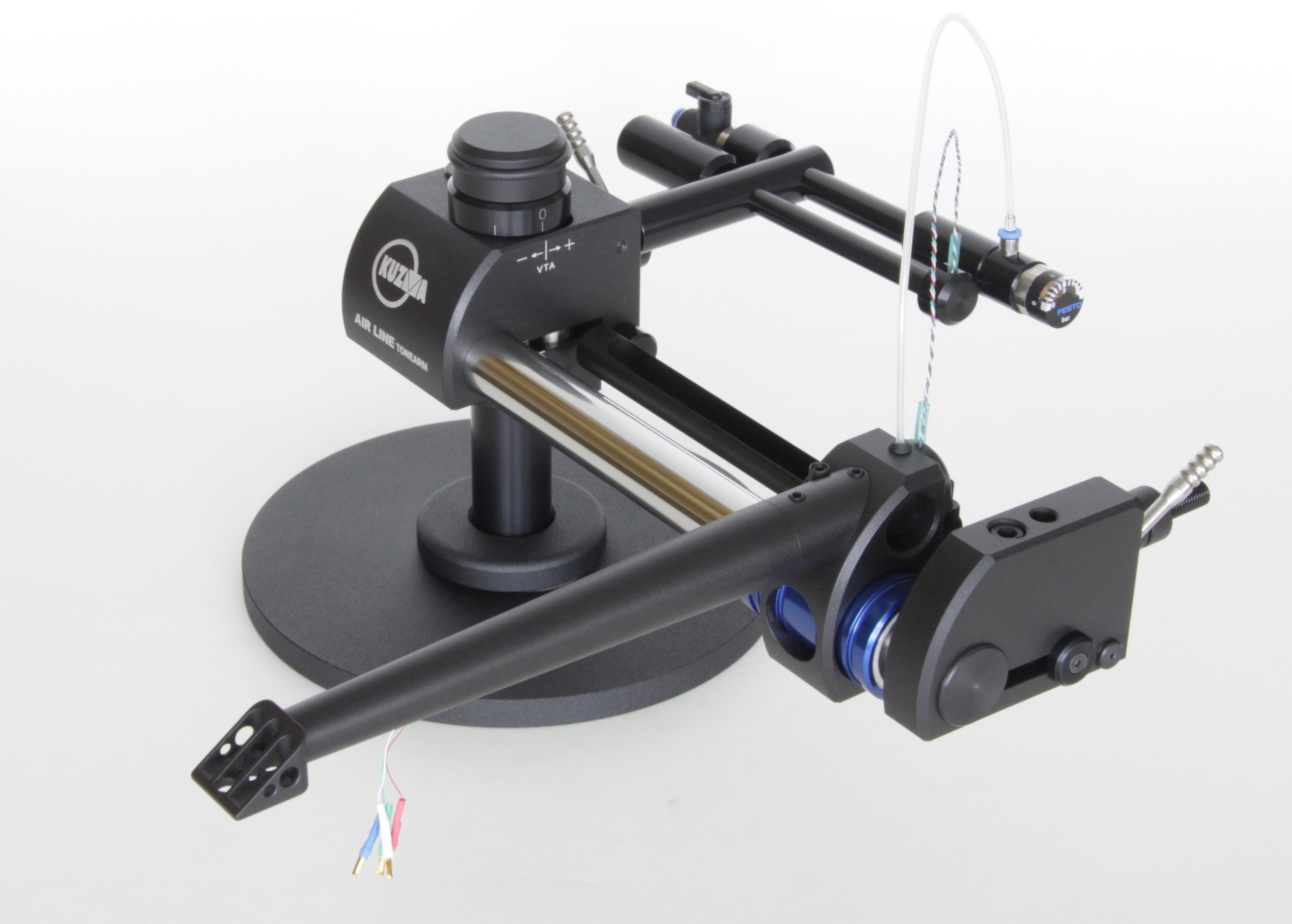 Air Line - Kuzma Professional Turntables, Tonearms and