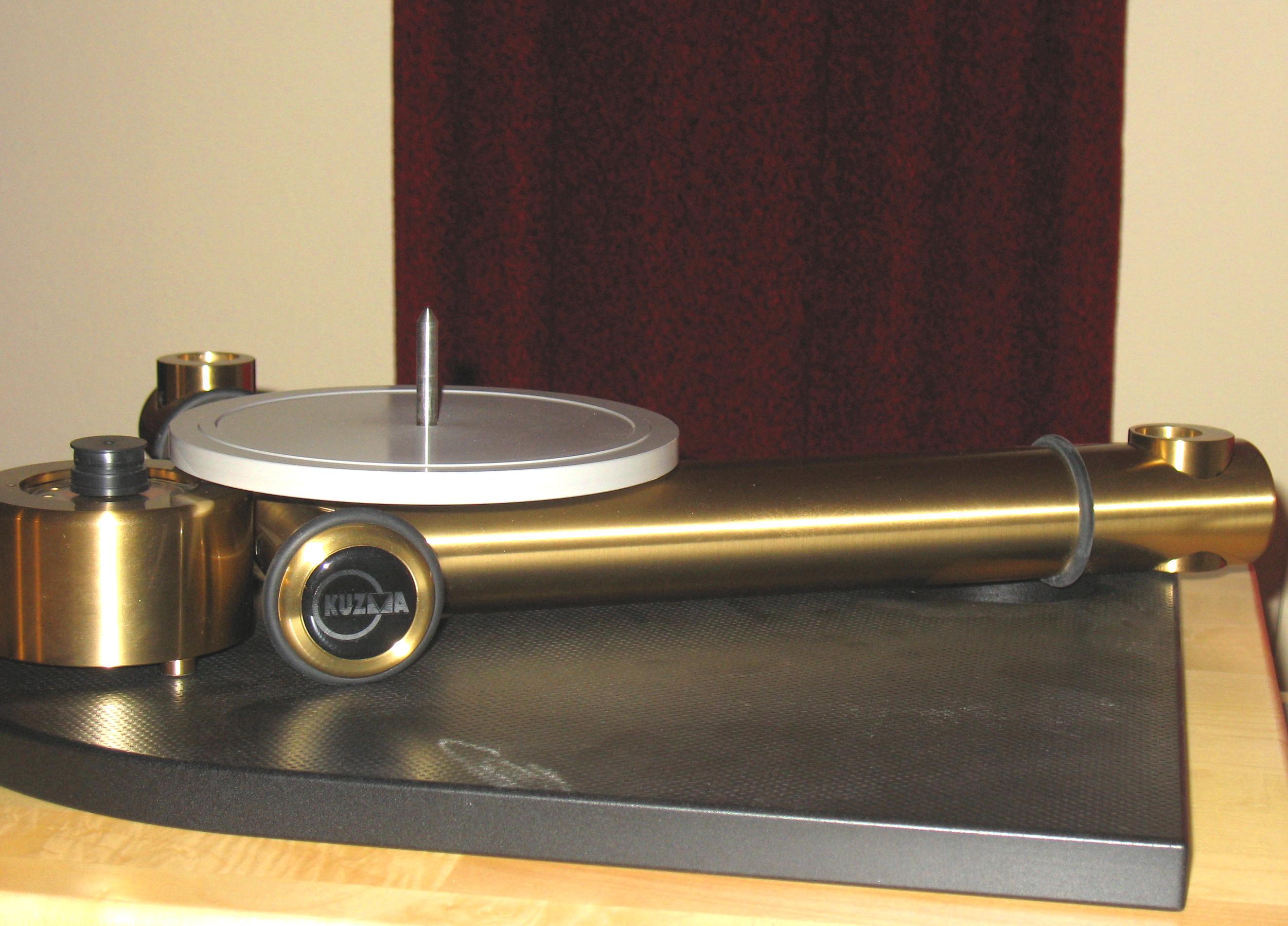 Stabi Sd 9 Amp 12 Inch Kuzma Professional Turntables Tonearms And