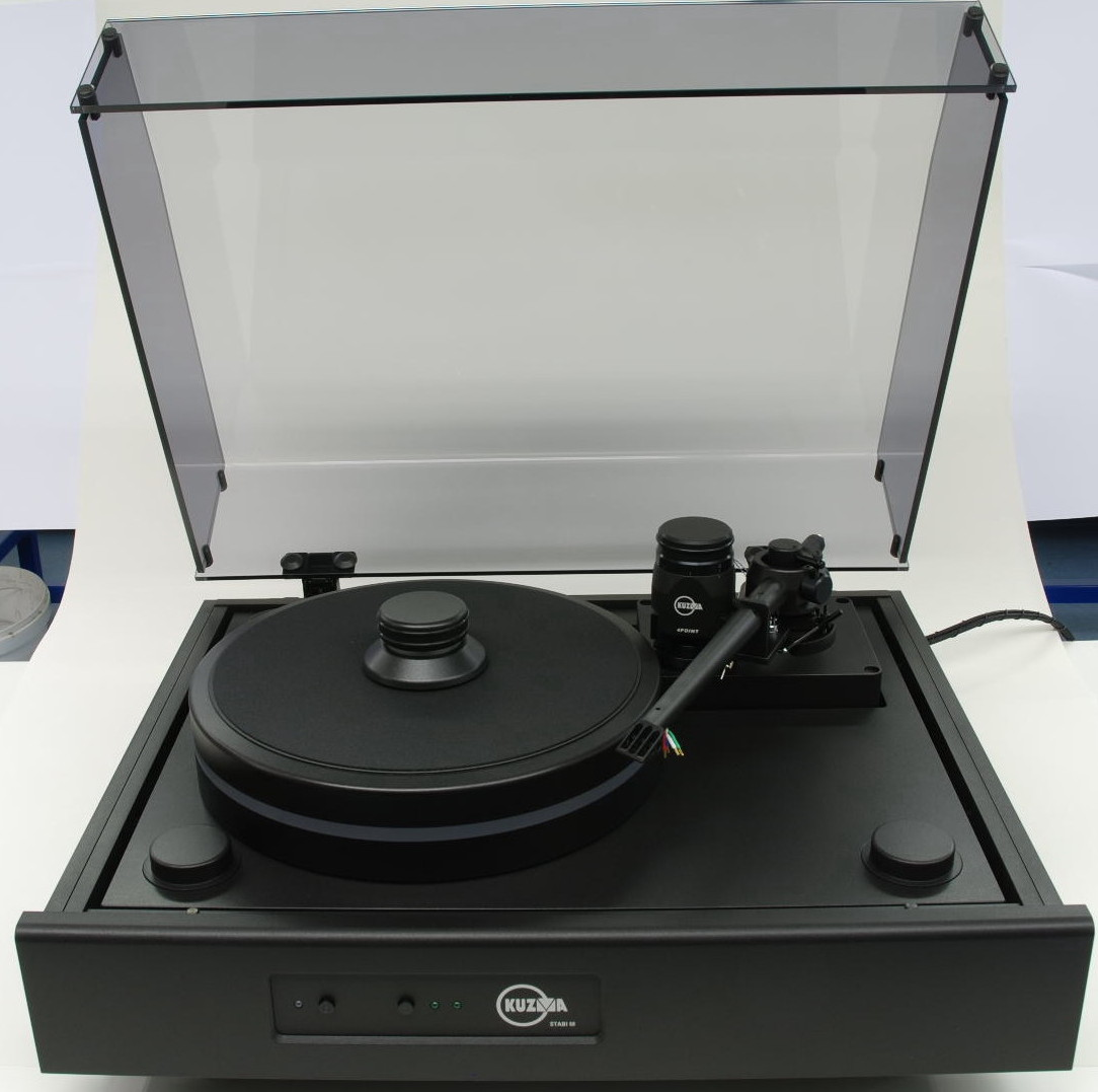 Stabi M Kuzma Professional Turntables Tonearms And Accessories Turntable Wiring Diagram Product Photos