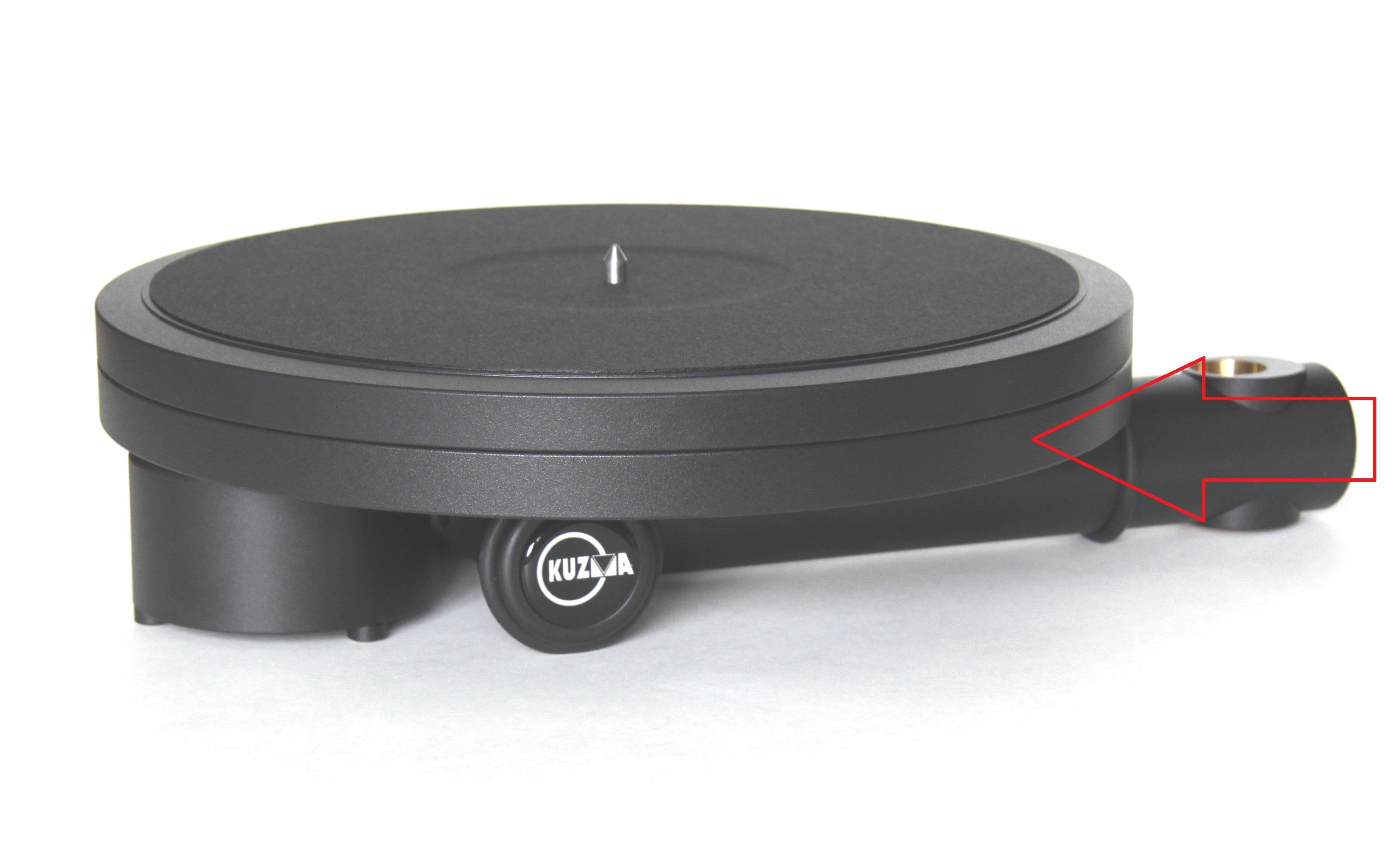Stabi S Kuzma Professional Turntables Tonearms And